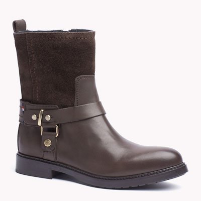 9e582e6c Botas Holly de Tommy Hilfiger