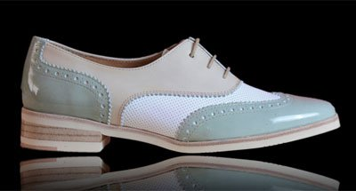 Zapatos Oxfords de Luis Gonzalo