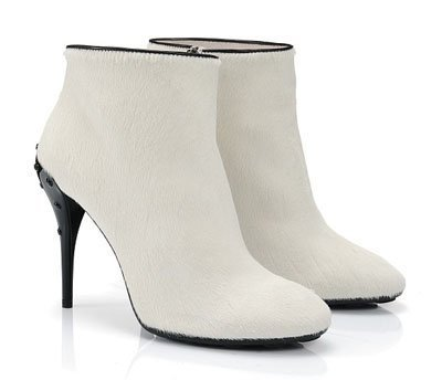 Ponyskin-effect Heeled Ankle Boots de Tod ´s