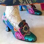 Zapato Hogueras SXVIII de Agustin Moreno